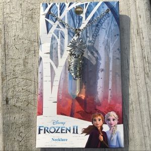 Disney's Frozen 2 Ice Crystal Necklace